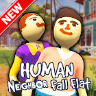 Hello Human Fall Neighbor Flat Mod 1.3.8