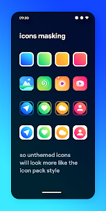 Gladient Icons (MOD, Paid) v3.8 5
