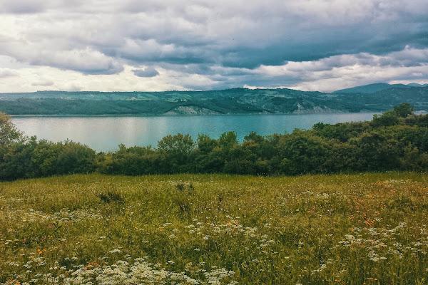 Lago di San Giuliano a Policoro di steconte