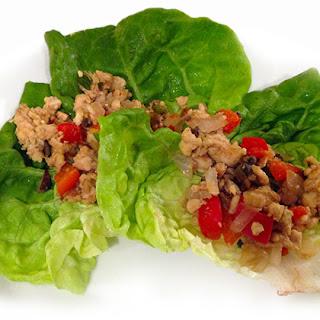 Quick Tempeh Lettuce Wraps Recipe