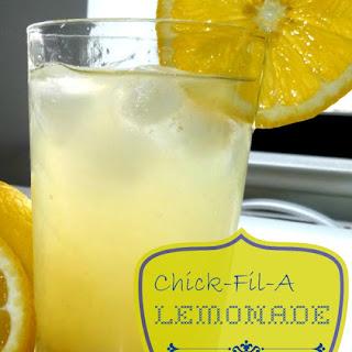 CopyCat Chick-Fil-A Lemonade