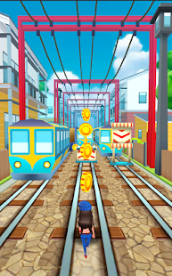 Subway Runners- screenshot thumbnail