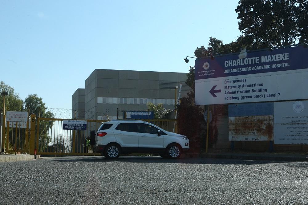 Charlotte Maxeke Hospital Using Apartheid Tactics In