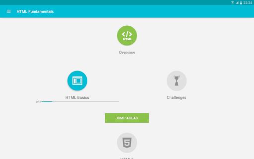 Learn HTML screenshot 07