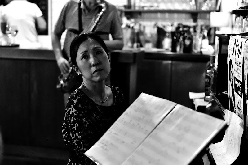 La pianista malinconica di Matteo Faliero