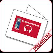 US Citizenship Test 2019 Premium with Audio  Icon