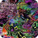 Psychedelic HD Live Wallpaper icon
