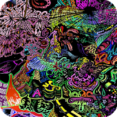 Psychedelic HD Live Wallpaper