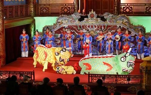 Đại Nội Huế, nâng cấp nhà hát Duyệt Thị Đường 2