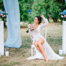 Wedding photographer Olga Omelnickaya (Omelnitskaya). Photo of 01.11.2016
