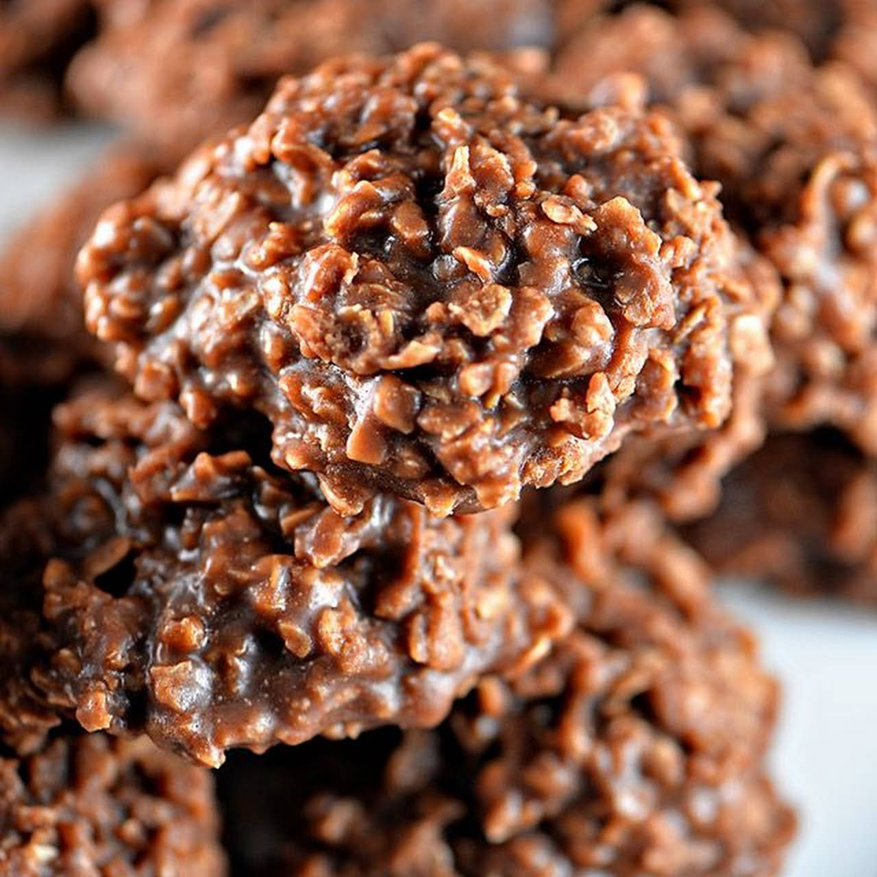 21 Day  attach fasten No Bake Cookies