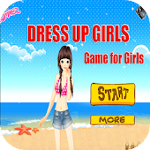 Summer Girls Dress Up