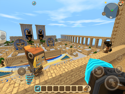 Mini World: Block Art android2mod screenshots 12