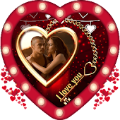 Crazy Romantic Love Photo Editor