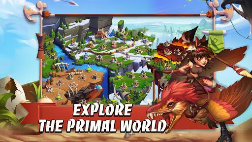 Download Primal Wars: Dino Age MOD APK 6