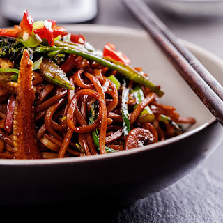 Dry Chow Mein Noodles Recipes