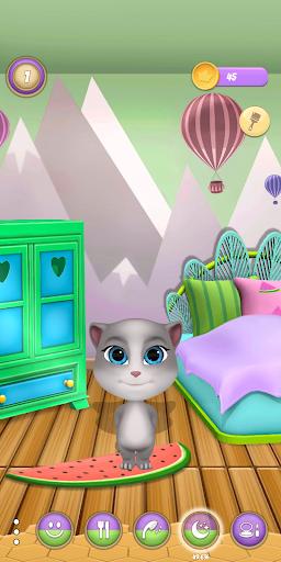 Talking Cat Lily 2 screenshots 5