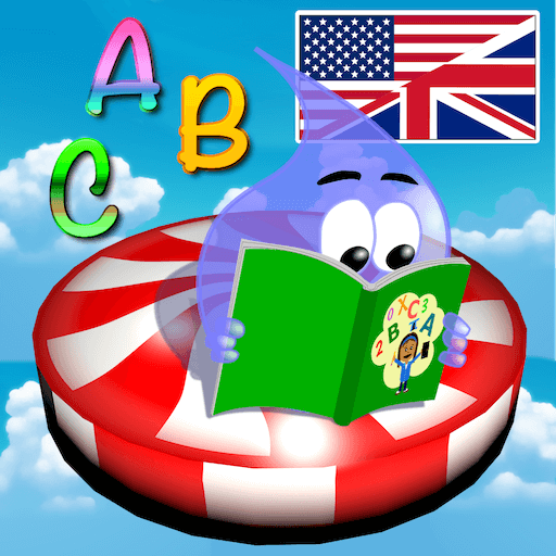 Letter Puzzle: Learn To Read Icon