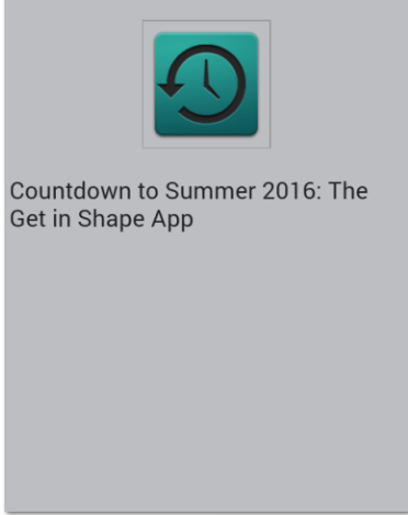 CountdownToTheSummer2016