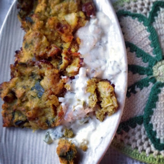 Haddock Cakes, easy Irish fare