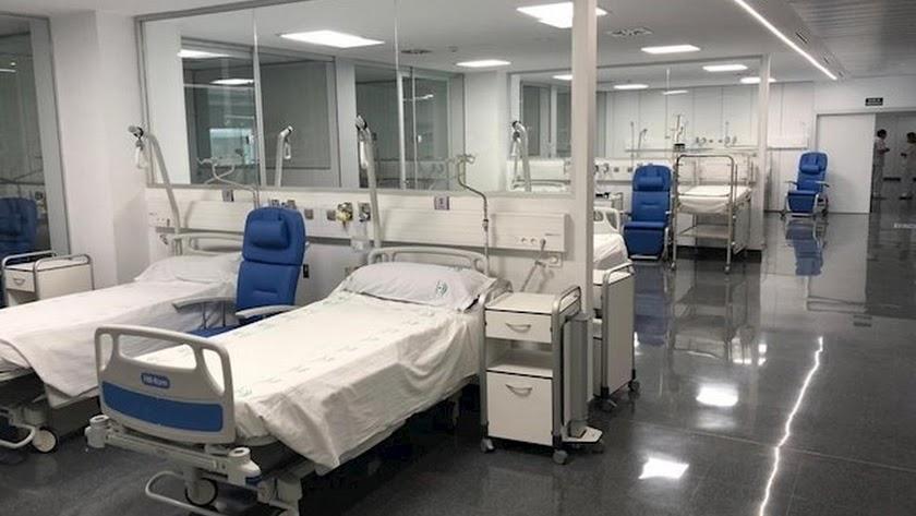 Abren las Urgencias de Pediatría y Obstetricia y Ginecología.