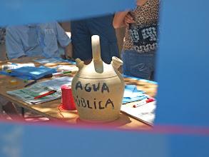 Photo: A la Plaza de Olavide se llevaron un botijo.
