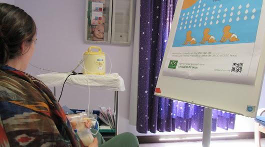 Promoción de la solidaridad entre madres a través del banco de leche