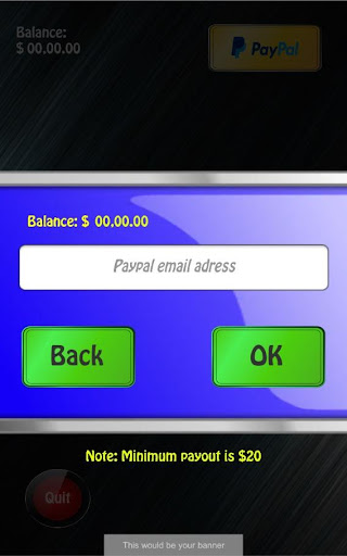 Screenshot for Cash Reward Everyday in United States Play Store