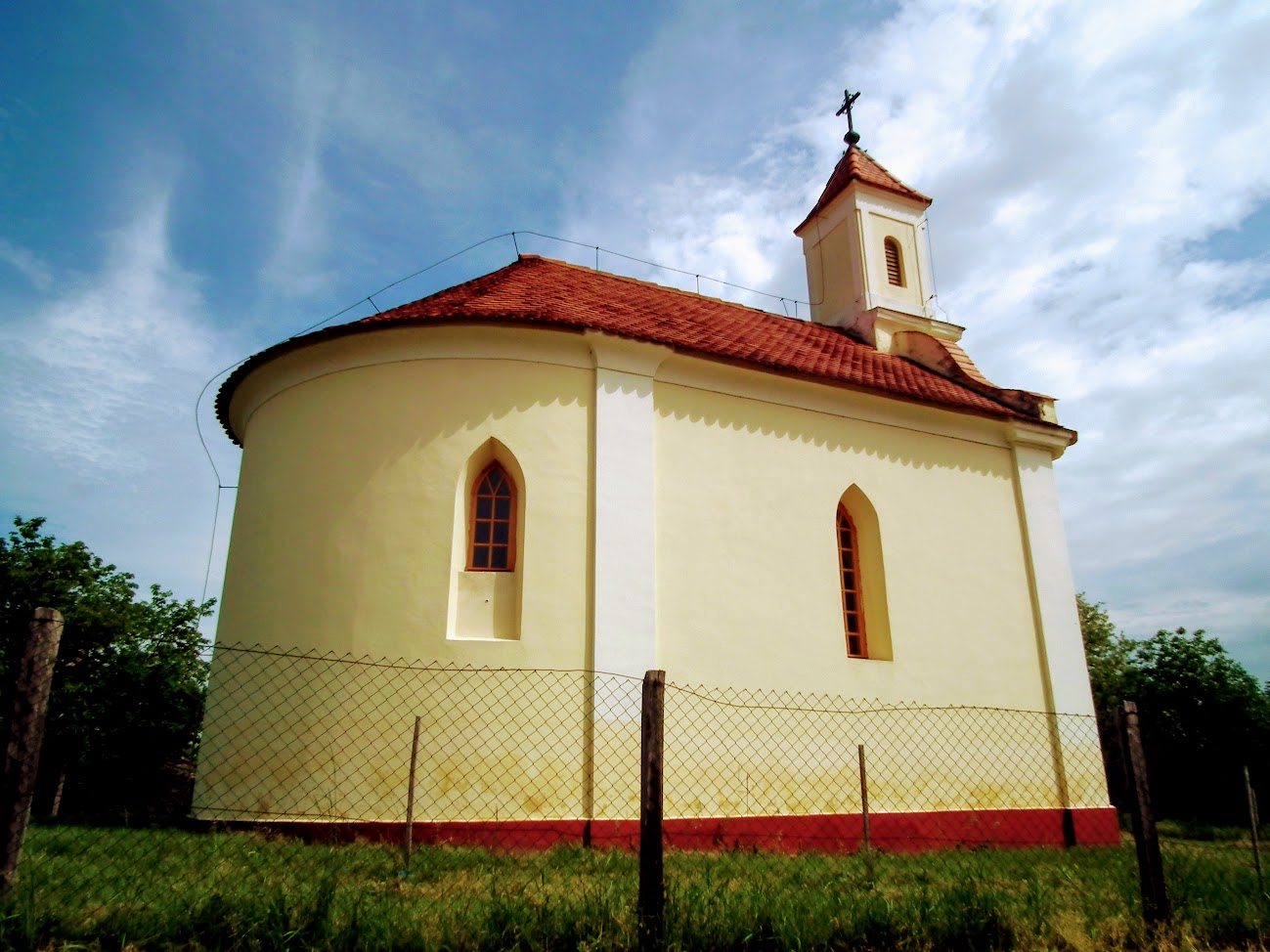 Marcali - Szent Orbán szőlőhegyi kápolna