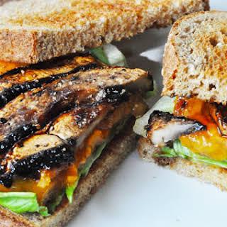 Portobello Mushroom Bacon – Vegan Bacon.