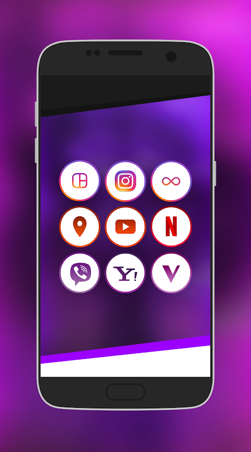 Infinite - Modern Icon Pack- screenshot