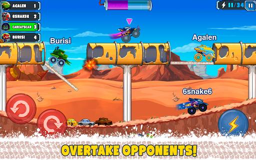 Car Eats Car Multiplayer Racing 1.0.5 screenshots 17