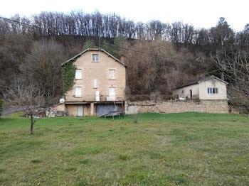 maison à Sauveterre-la-Lémance (47)