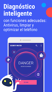 Security Master - Antivirus, AppLock, Booster: miniatura de captura de pantalla
