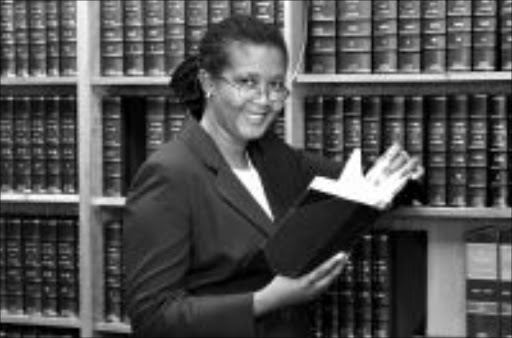 Jackie Huntley in her libary office in Waverley... pic Tyrone Arthur/Special Projects/Jackie Huntley/15-09-2006