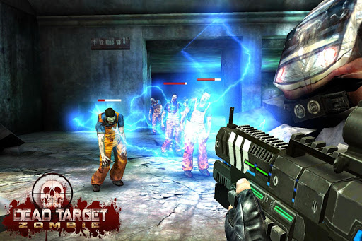 DEAD TARGET: Zombie Shooting screenshots 11