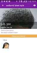 Beauty Salons screenshot thumbnail