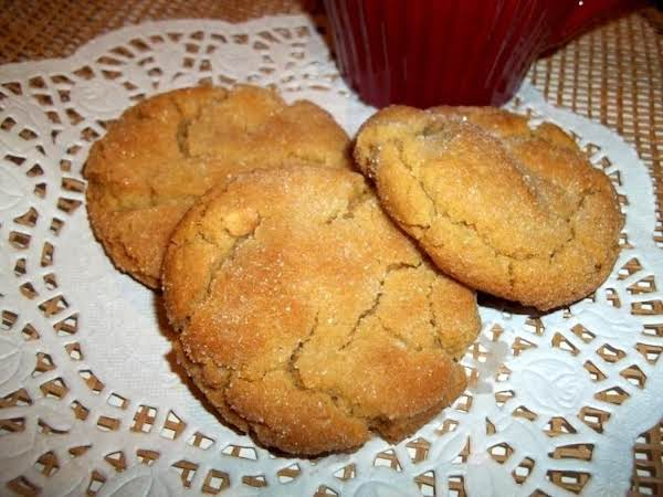 ~ Peanut Butter Cookies ~ My Moms