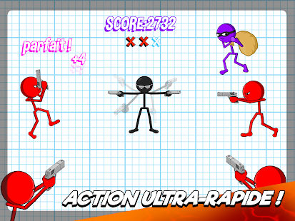 Gun Fu: Stickman 2 Capture d'écran