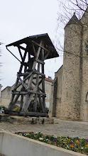 Photo: Le clocher de l'église Saint Rémi de Ferrières.