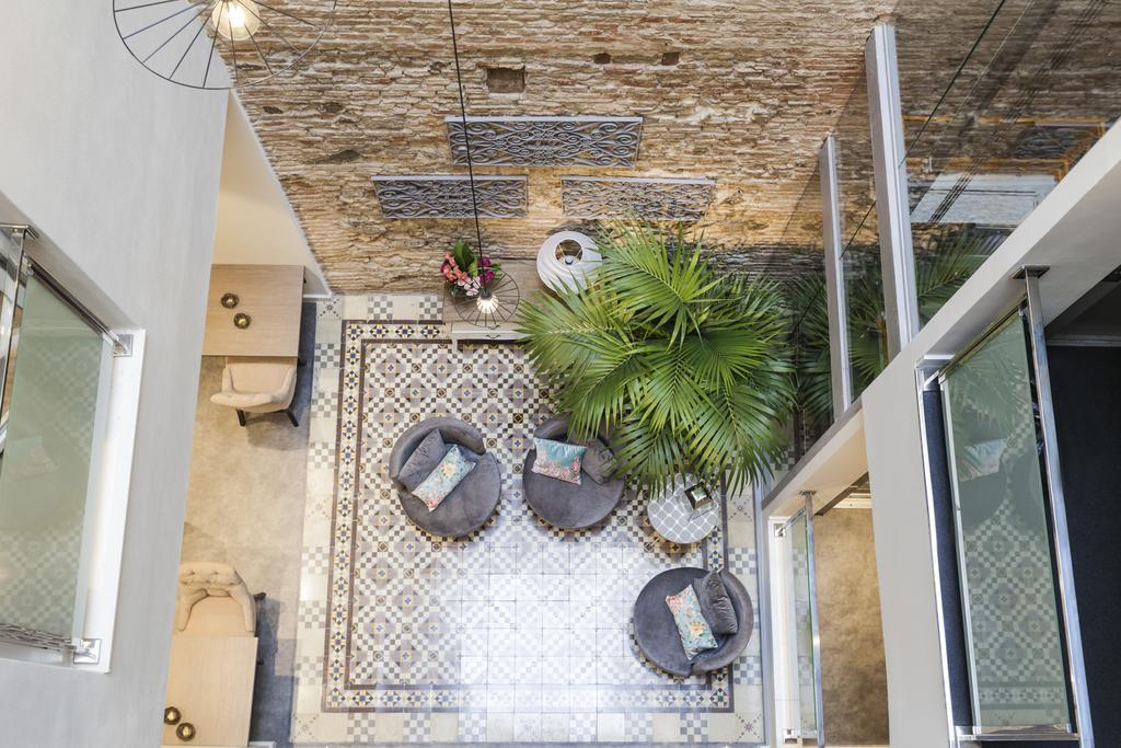 Hoteles en Málaga Capital: Palacete de Álamos