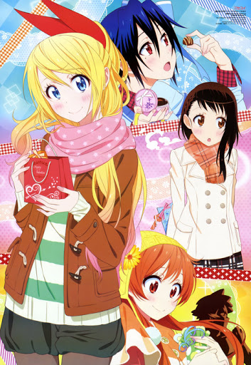 Nisekoi: False Love thumbnail
