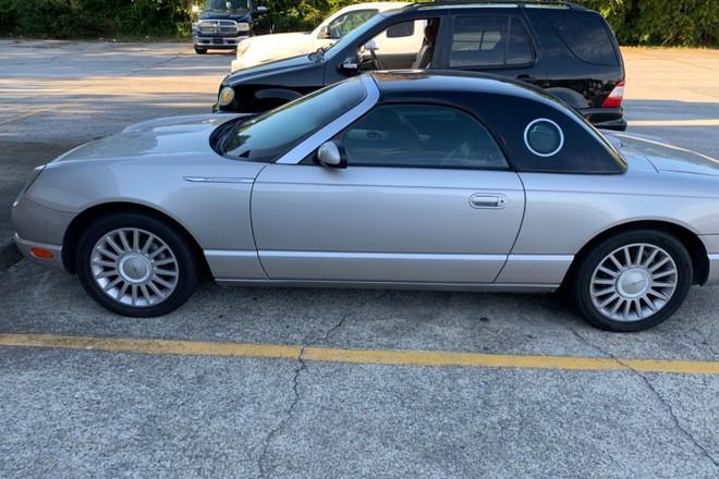 Ford Thunderbird Hire GA