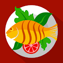 Yummy Fish & Seafood Recipes icon