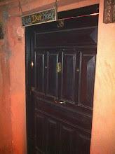 Photo: Entrée du Riad Nar Dael de Marrakech