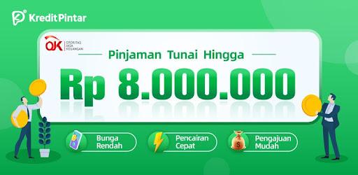 Kredit Pintar Pinjaman Uang Tunai Dana Rupiah Aplikasi Di
