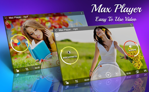 MAX Video Player 2018 - HD Video Player 2018 3.0 screenshots 1