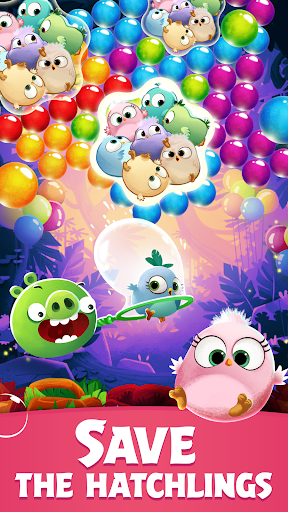 Angry Birds POP Bubble Shooter apkpoly screenshots 3