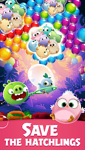 Angry Birds POP Bubble Shooter 3