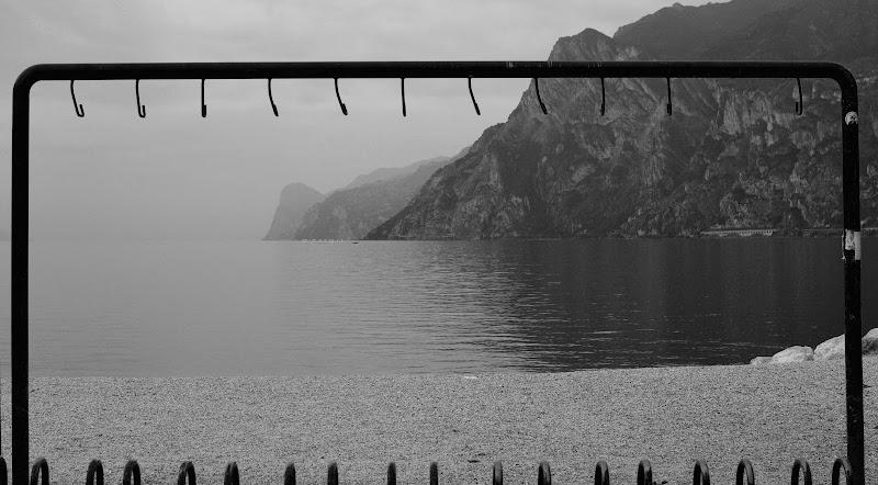 Lago di Garda incorniciato di Annie